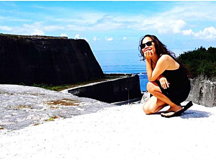Pandawa Beach, Bali Happiness Sea Love ♥