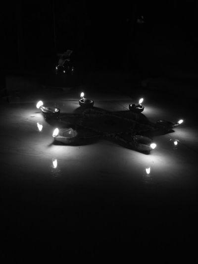 Festival of light......festival for life....deepavali Refreshing :) Hello World Life....a Journey ............♥ Night Dark Illuminated Outdoors No People Moon Spotlight Nature