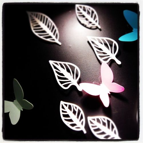 ::Butterfly:: Art Carousel Homedecor Umbra
