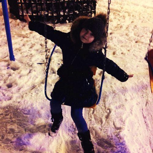 зима Гуляю Кумертау фото лайк прогулка площадь Качели мороз ярада ???FOLLOW ME TO!!!
