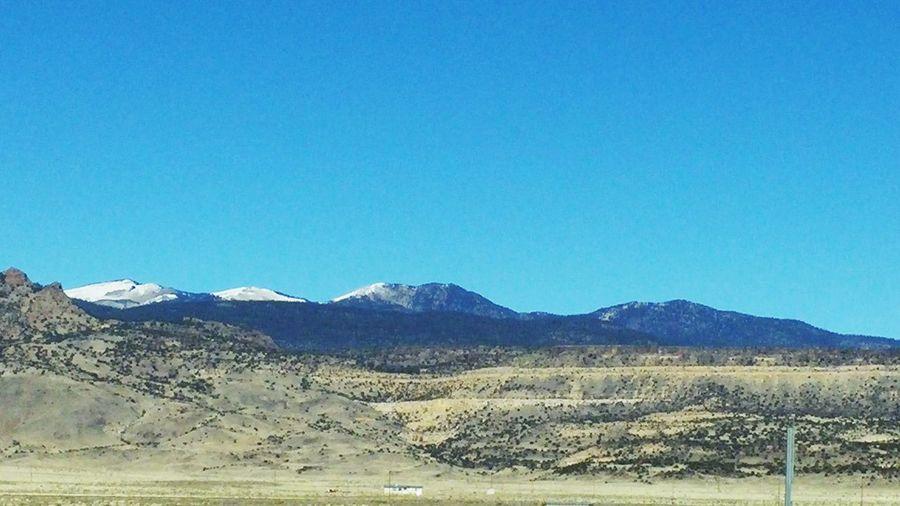 Mt. Taylor, NM