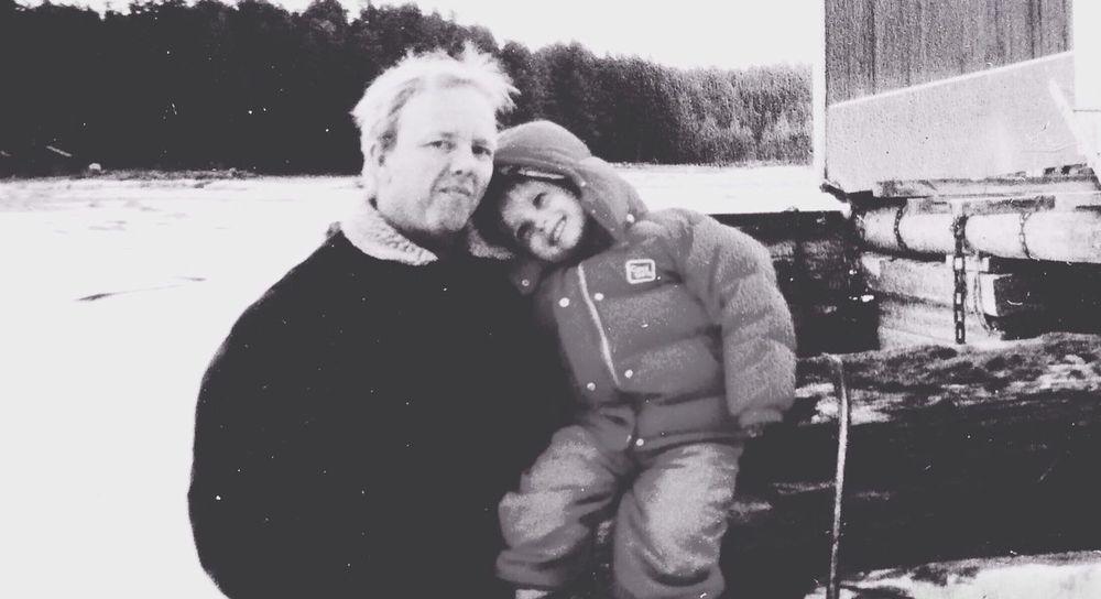 Älskade pappa ❤️