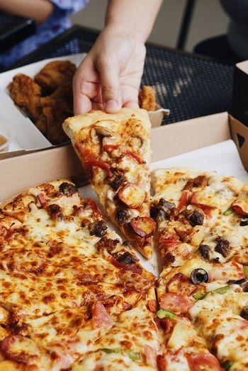 Pizza Human
