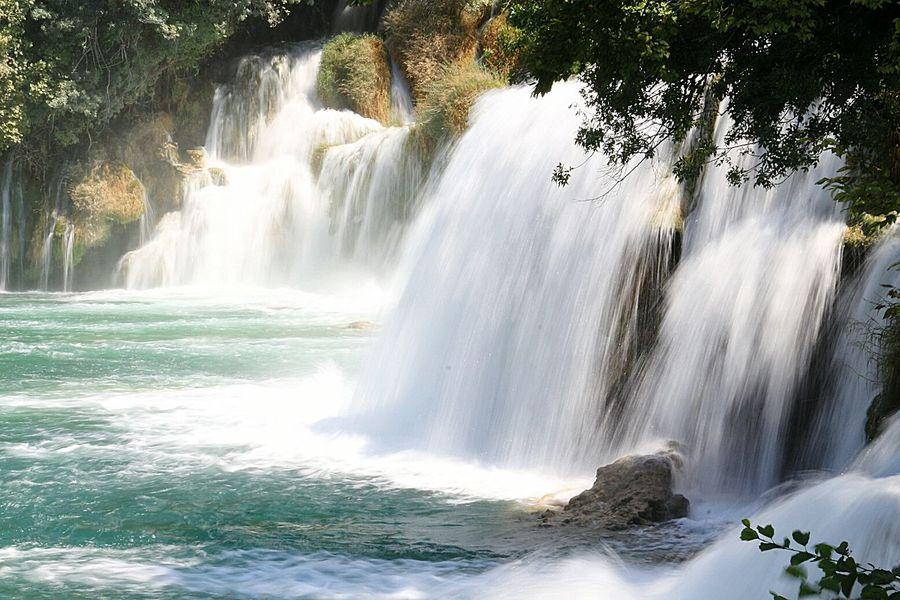 Krka , Chorwacja. Coratia Chorwacja Krka Canon700D Water_collection Waterfall Watershots Nature_collection EyeEm Nature Lover Taking Photos