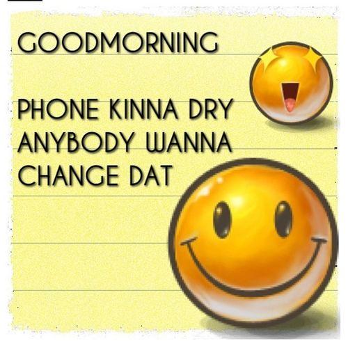 Just Woke Up. Kik Me The # If You Wanna Text :)
