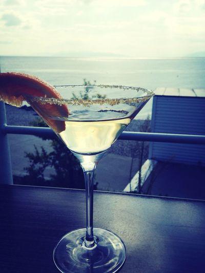 Martini zum Mittag