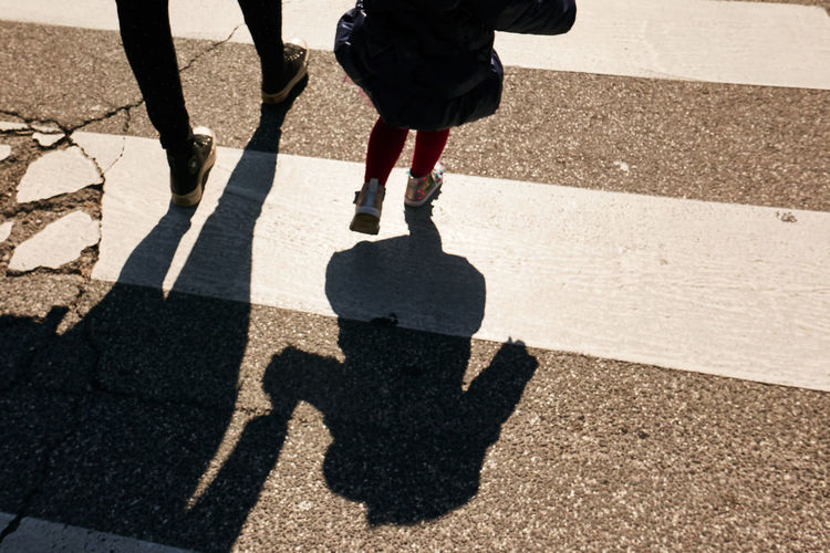 Shadow Low Section City Two People Sunlight Nature Adult Street Day Human Body Part Men Road Body Part People High Angle View Human Leg Women Walking Lifestyles Togetherness Outdoors Human Limb Focus On Shadow Baby Pedestrian Walkway Pedestrian The Art Of Street Photography My Best Photo