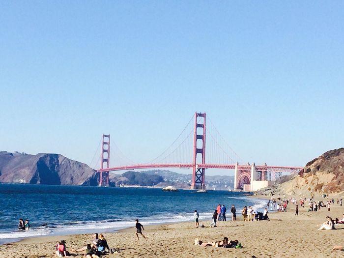 Golden Gate Bridge Daylight Beauty Tranquillity At Its Best Nofilter#noedit Naturalshot