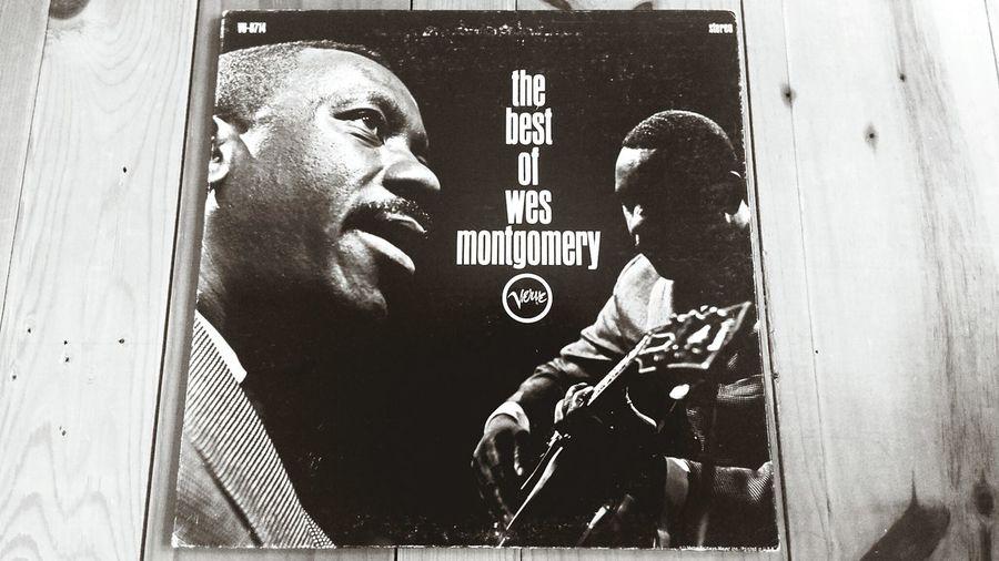 Wes Montgomery Jazz Music Guitar First Eyeem Photo