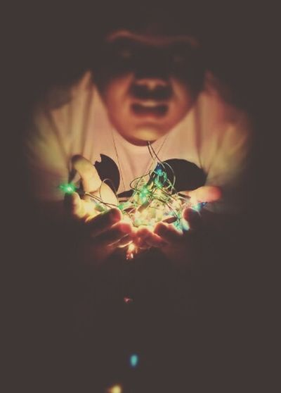 Light Darkness And Light Criative Cool Potipelotas