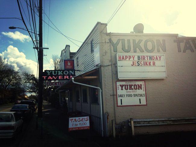 BirthdayMy Bar