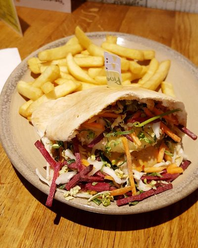 French Fries Food And Drink Food Plate London 2017 LONDON❤ London Nando's Nando's Food NandosUK Nando's Chicken