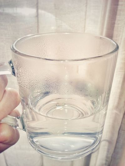 My Favorite Breakfast Moment Glass Of Water Pure Water
