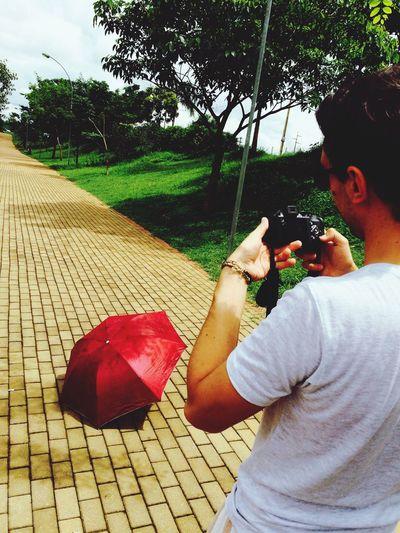 Ele e sua câmera!! TrabalhandoIdeias Love SMPhOTOS