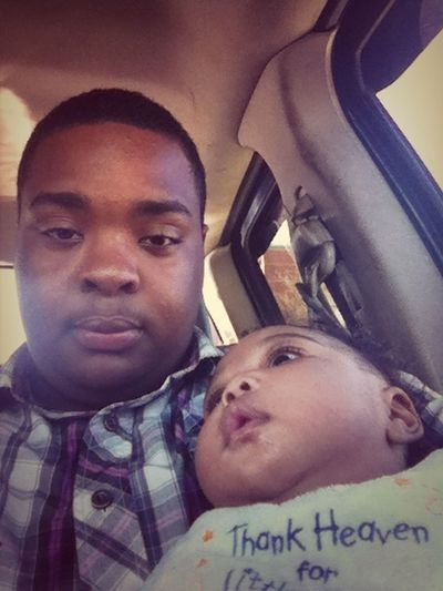 Me And Lil Kash Koolin