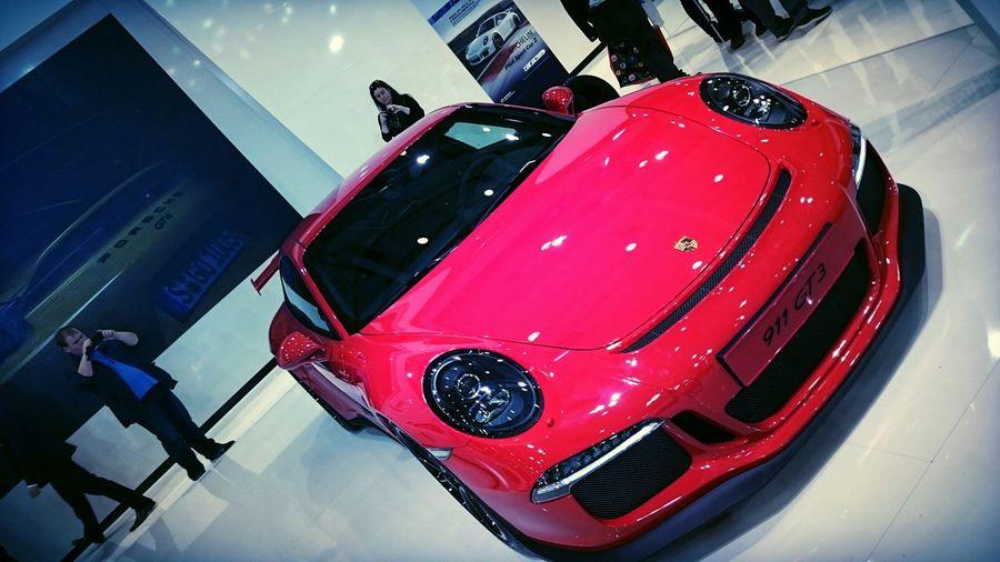Motor Show Poznań Cars Porsche