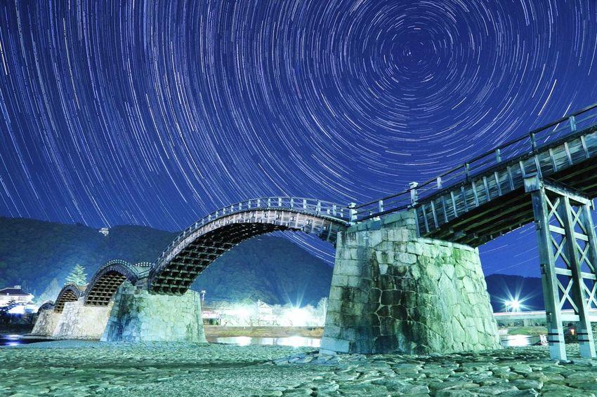 山口県岩国市の錦帯橋です! First Eyeem Photo Yamaguchi Prefecture Iwakuni Kintai Bridge