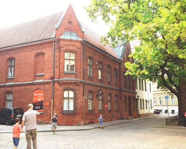 Сделай меня на фото рига улица архитектура домский собор