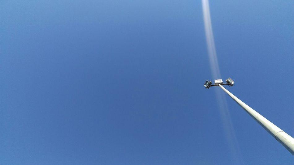 Taking Photos Sky Blue Sky Light