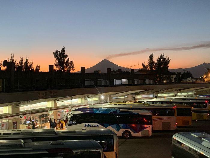Bus station &