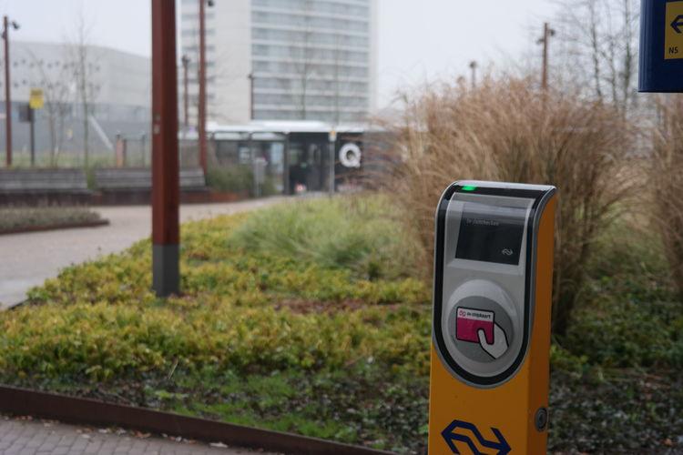Communication Guidance Inchecken Information Overcast Railway Technology First Eyeem Photo