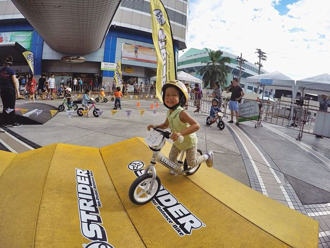 Marisa | June 21, 2015. Everyday Lives Everyday Joy Malidiary StrideOn Humanride Gopro GoPrography EyeEm Bangkok Open Edit