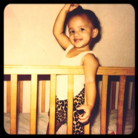 Babypic Omgiwascute Oldie