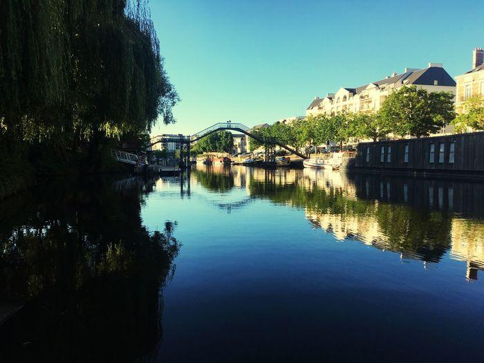 Nantes Ile De Versaille Erdre