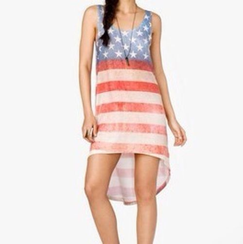 The Dress Ima Buy For July 4th