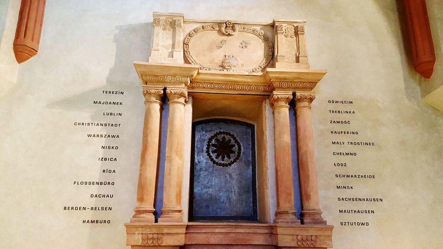 History Travel Destinations Religion Architecture Spirituality Indoors  No People Prague Jewish Museum Synagogue Jewish Pinkas Synagogue