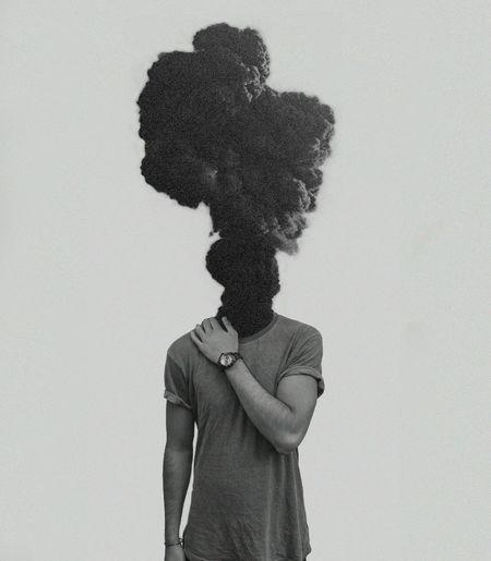 Photography Photoshop Smoke Explosion Cloud My Art
