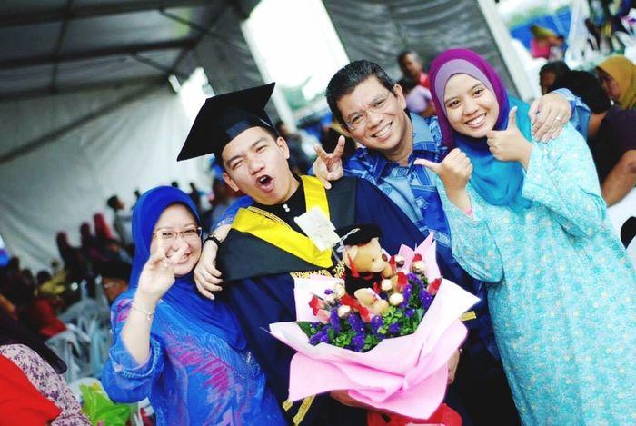 Convocationday Educationfirst Uitmdihatiku Malaysia Malaysiaeyem Daniuttu