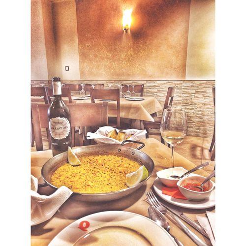 Gastropod Paellas Elpalmar València