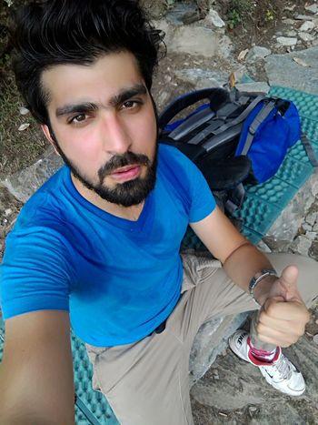 First Eyeem Photo Nevergiveup Triundtrek SweatItOut Himachalpradesh Mcleodganj Solotrip Trekking Nike Gatorade