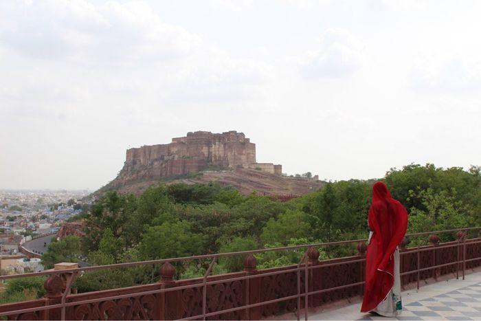 Miles Away India Colors Bluecity Jodhpur Travel Women