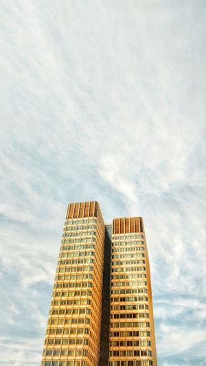 Boston Water Skyscraper Urban Skyline Modern City Sky Architecture Building Exterior Built Structure Cloud - Sky Office Building
