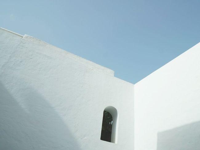 Architecture Studies Of Whiteness Minimalism Tunisia