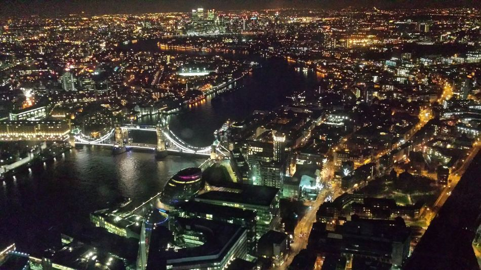 This was taken from the top of The Shard. It was absolutely amazing! View From The Shard The Shard The Shard By Night Beautiful Skyline London Check This Out Enjoying Life Streamzoofamily From My Point Of View The Purist (no Edit, No Filter) EyeEm Best Shots Enjoying The View City Of London