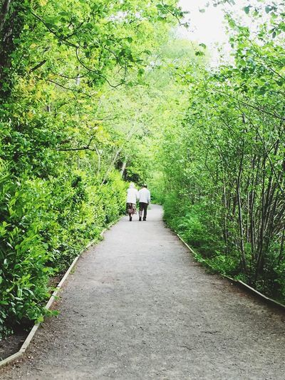 Forever ❤️ Devon Stover Couple Love Walk Nature