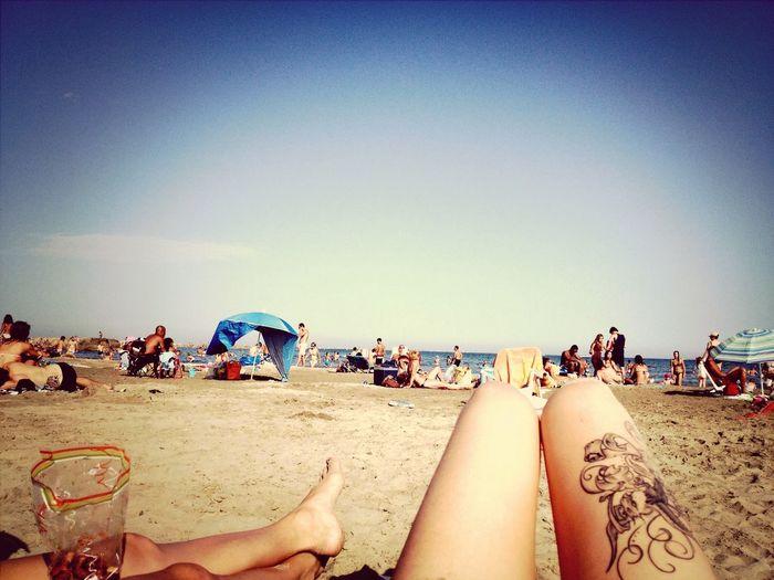 Tattoo Girl Tattoos Summer