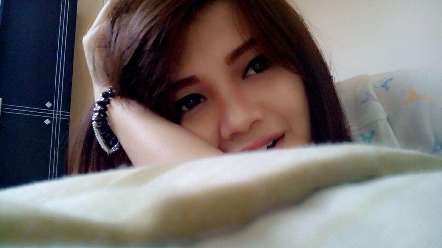 Sleeping Good Morning Smile :)