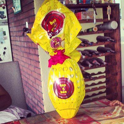 Easter egg. Bonobon