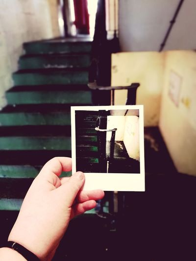 Human Hand Holding Photograph City Architecture Built Structure Photo Photography Art Student Life Student Hand Artworks Art Student Student Art Railing Staircase Hand Rail The Secret Spaces Art Is Everywhere Cut And Paste Mix Yourself A Good Time