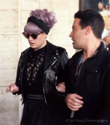 e Kelly Osbourne MERCEDES-BENZ FASHION WEEK NYC Lincoln Center Timyoungiphoneography