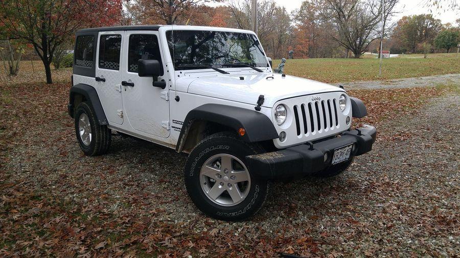 Jeep Wrangler  Jeep Fall