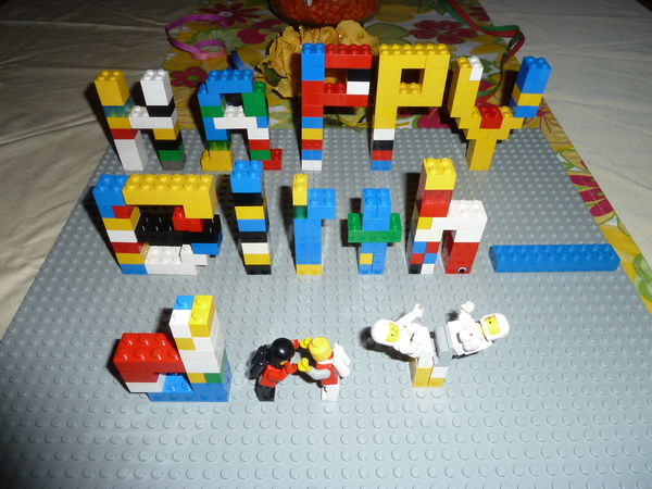 Birthday Colorful Happy Kids Crafts LEGO Multi Colored No People Play Still Life Toy