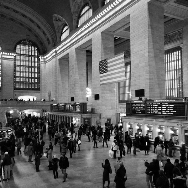 Centralstation NYC Newyork Usflag station crew trainstation bw_Awards bwinstagram bw blackandwhite blancoynegra black blackandwhitephotography bnw bnw_insta instablackandwhite bw_lover bw_lovers oneplusone onepluslife oneplus oneplusonephotography monochromatic monochromeart monochrome mono_styles