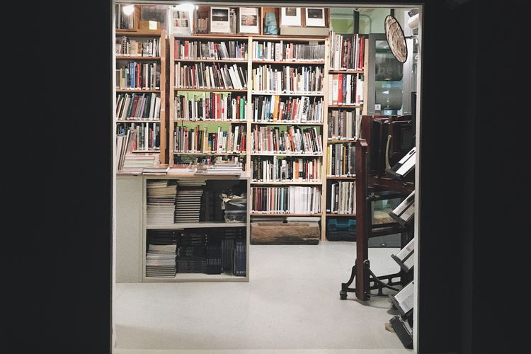 Book Bookshelf Library Shelf Indoors  Education Choice Literature No People Day