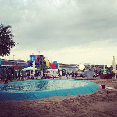Pool. #bbb #bbb2014 #fashion #fashionweek #berlin