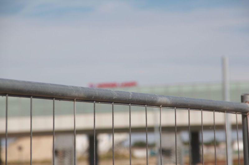 Sky Fence Metal